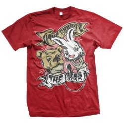 The Bunny - The Bear - Soul - T-shirt (Men)