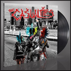 The Casualties - Chaos Sound - LP