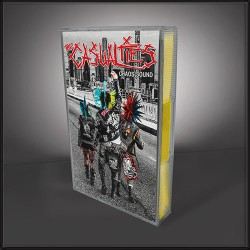 The Casualties - Chaos Sound - CASSETTE