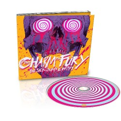 The Charm The Fury - The Sick, Dumb & Happy - CD DIGIPAK