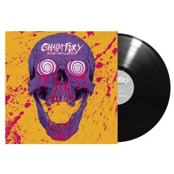 The Charm The Fury - The Sick, Dumb & Happy - LP Gatefold