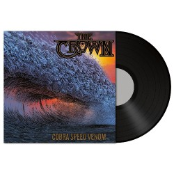 The Crown - Cobra Speed Venom - LP