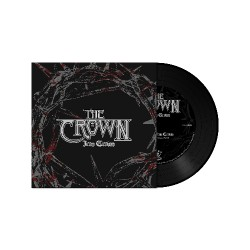 "The Crown - Iron Crown - 7"" vinyl"