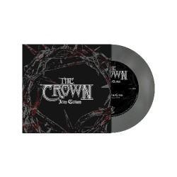 "The Crown - Iron Crown - 7"" vinyl coloured"