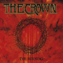 The Crown - The Burning - CD DIGIPAK