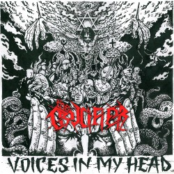 The Crucifier - Voices In My Head - CD