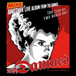 The Damned - Another Live Album From The Damned... - DOUBLE CD