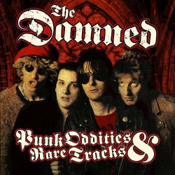 The Damned - Punk Oddities & Rare Tracks - DOUBLE LP Gatefold