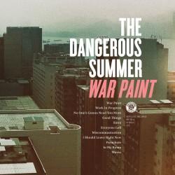 The Dangerous Summer - War Paint - CD DIGISLEEVE
