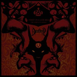 The Deathtrip - A Foot In Each Hell - CD DIGIPAK