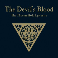 The Devil's Blood - The Thousandfold Epicentre LTD Edition - CD ARTBOOK