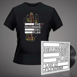 The Dillinger Escape Plan - Bundle 2 - LP + T-shirt Girlie bundle
