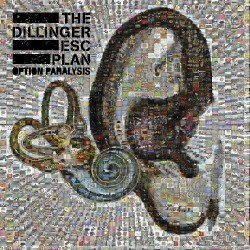 The Dillinger Escape Plan - Option Paralysis - CD
