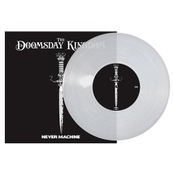 "The Doomsday Kingdom - Never Machine - 10"" coloured vinyl"