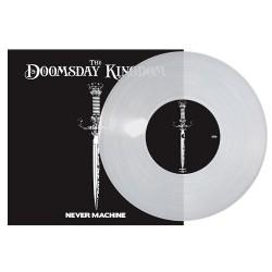 "The Doomsday Kingdom - Never Machine - 10"" coloured vinyl"