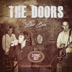 The Doors - Live Box - Triple CD