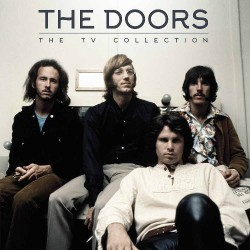 The Doors - The TV Collection - DOUBLE LP Gatefold