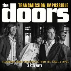 The Doors - Transmission Impossible - 3CD DIGIPAK