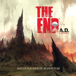The End A.D. - Scorched Earth - CD
