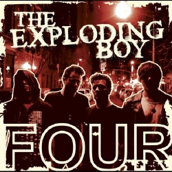 The Exploding Boy - Four - CD