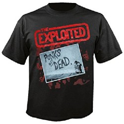 The Exploited - Punks Not Dead - T-shirt