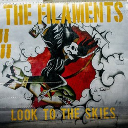 The Filaments - Look To The Skies - CD DIGIPAK