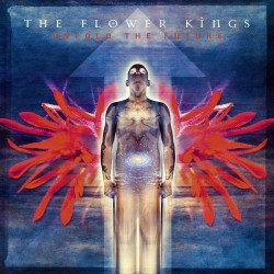 The Flower Kings - Unfold The Future - TRIPLE LP GATEFOLD COLOURED + 2CD