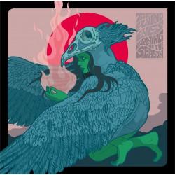 The Flying Eyes - Burning Of The Season - CD DIGIPAK