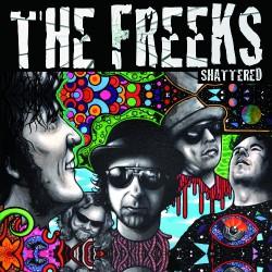 The Freeks - Shattered - LP COLOURED