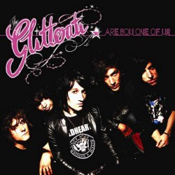 The Glitterati - Are You One Of Us? - CD