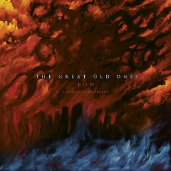 The Great Old Ones - EOD : A Tale Of Dark Legacy - CD DIGIPAK + Digital