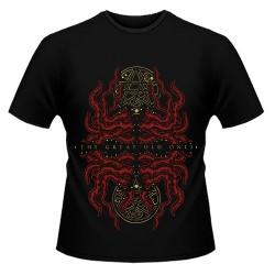 The Great Old Ones - Sunken Necronomicon - T-shirt (Men)