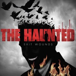 The Haunted - Exit Wounds - CD