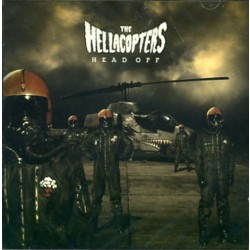 The Hellacopters - Head Off - CD