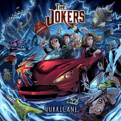 The Jokers - Hurricane - LP + CD
