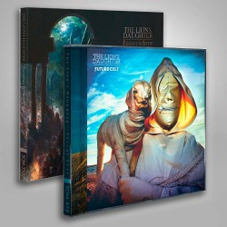 The Lion's Daughter - Future Cult + Existence Is Hooror - CD + CD DIGIPAK BUNDLE
