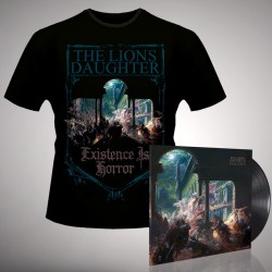 The Lion's Daughter - Existence Is Horror - LP gatefold + T-shirt bundle