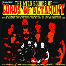 The Lords Of Altamont - The Wild Sounds Of Lords Of Altamont - LP COLOURED