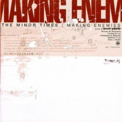 The Minor Times - Making Enemies - CD