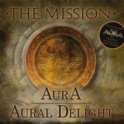 The Mission - Aura / Aural Delight - 2CD DIGIPAK