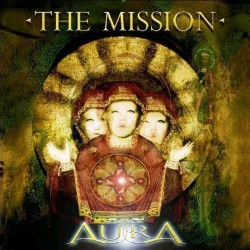 The Mission - Aura - DOUBLE CD