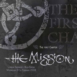 The Mission - Live: The First Chapter - DOUBLE LP Gatefold