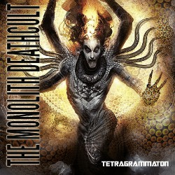 The Monolith Deathcult - Tetragrammaton - CD