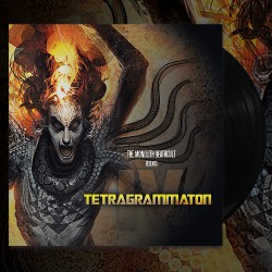 The Monolith Deathcult - Tetragrammaton - DOUBLE LP Gatefold