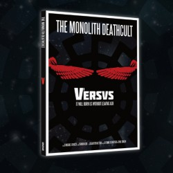 The Monolith Deathcult - Versus - CD DIGIPAK A5