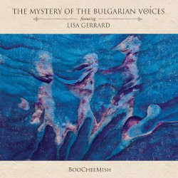 The Mystery Of The Bulgarian Voices featuring Lisa Gerrard - BooCheeMish - 2CD ARTBOOK