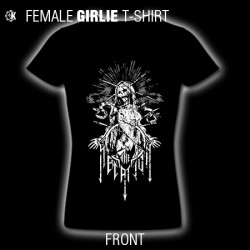 The Negation - Memento Mori - T shirt girlie