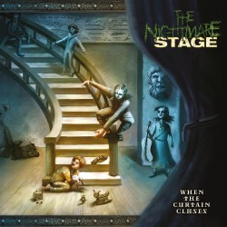 The Nightmare Stage - When The Curtain Closes - CD