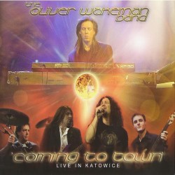 The Oliver Wakeman Band - Coming to Town - DVD + CD DIGIPACK