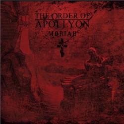 The Order Of Apollyon - Moriah - CD DIGIPAK